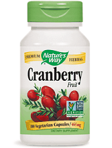 Nature's Way Cranberry Fruit Review